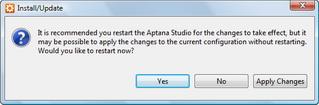Установка и настройка Aptana Studio - шаг 22