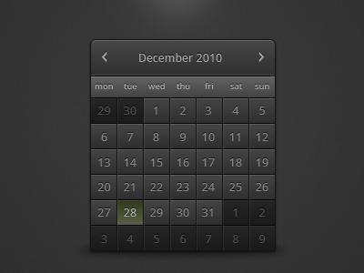 Темный календарь